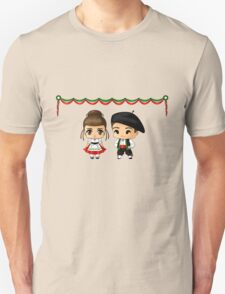 Italian Chibis T-Shirt