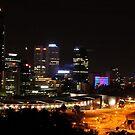 Perth city.WA. by Cleetus