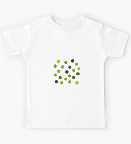 Forest polka dots Kids Tee