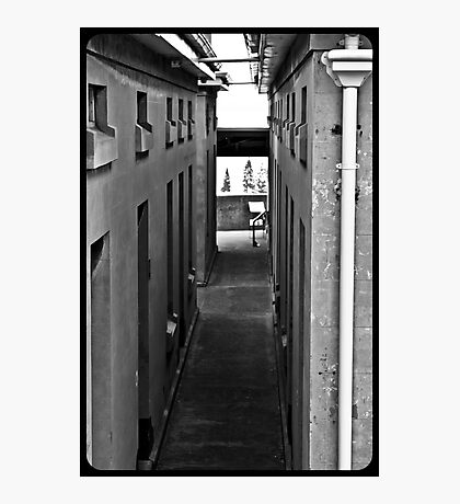Dull lines Photographic Print