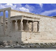 Athens ..close to the Gods by John44
