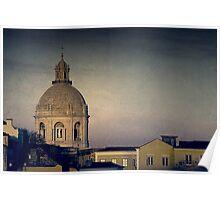 Igreja de Santa Engracia, Lisboa Poster