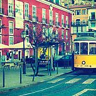 Eléctrico Nº 28, Lisboa by MickP