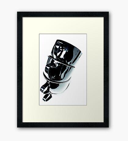 Bow... (I) Framed Print