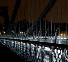 Clifton Suspension Bridge by mashedfish