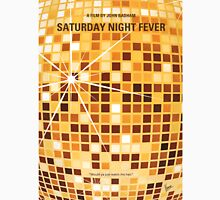 No074 My saturday night fever minimal movie poster Unisex T-Shirt