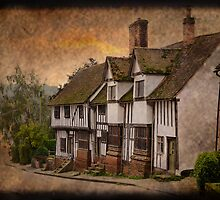 Period Suffolk Homes by Geoff Carpenter