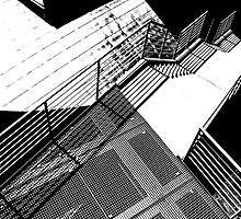 Shadows on some Spanish steps # 3 by ragman