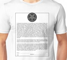 Make A Contract Unisex T-Shirt