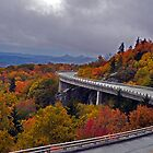 Linville Cove Viaduct by PaulWilkinson