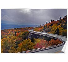 Linville Cove Viaduct Poster