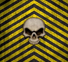 Chevrons with Skull by wightjester