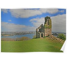 The Folly, Mount Edgcumbe Poster
