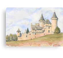 Château Puymartin, France Canvas Print