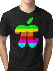 Apple Pi Tri-blend T-Shirt