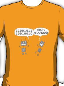 Jokes in binary T-Shirt