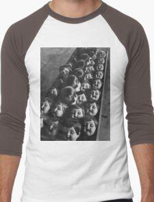 Doll Parts Men's Baseball ¾ T-Shirt