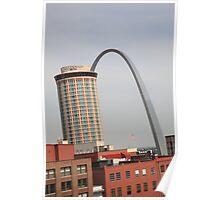 St. Louis - Gateway Arch Poster