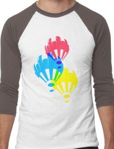 Colors in the Sky Men's Baseball ¾ T-Shirt