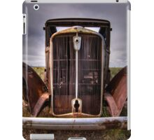 Driven til The Wheels Fell Off iPad Case/Skin
