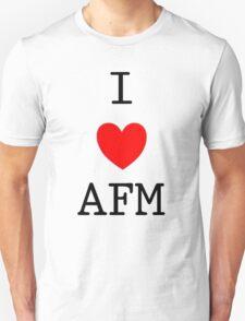 I <3 ArtForMonsters.  T-Shirt