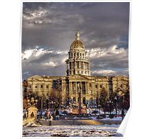 A Capitol Day Poster