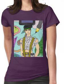 Rohan Kishibe Womens Fitted T-Shirt