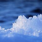 Ice Blue by Kent Schulte