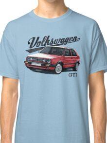 volkswagen golf mk.2 Classic T-Shirt