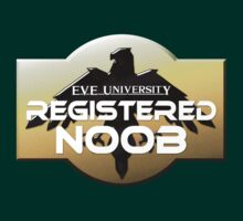 E-UNI Registered Noob by EVEUniversity