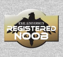 E-UNI Registered Noob One Piece - Long Sleeve