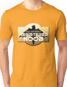 E-UNI Registered Noob Unisex T-Shirt