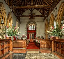 St James Church - Sheldwich by NeilG