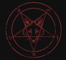 babymetal fox god by Carousel01