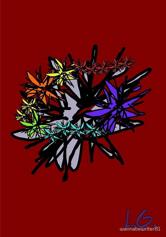 starburst by wannabewriter81