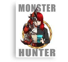 Hunter's Life (Chantal Custom) Canvas Print