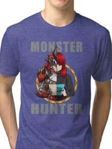 Hunter's Life (Chantal Custom) Tri-blend T-Shirt