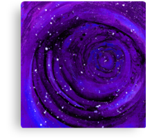 Lost In Space & Time Canvas Print