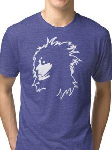 Nikki Sixx stencil Tri-blend T-Shirt