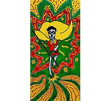 Robin Day of the Dead Photographic Print