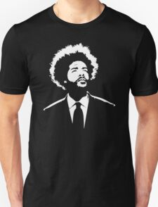 Questlove The Roots stencil T-Shirt