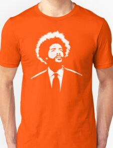 Questlove The Roots stencil Unisex T-Shirt