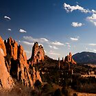 Garden of the Gods - Colorado Springs, Colorado, USA by Ashpix