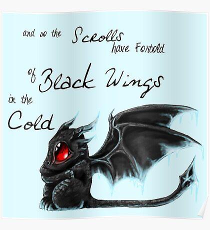 Black Wings Poster