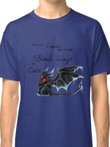 Black Wings Classic T-Shirt