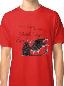 Black Wings Classic T-Shirt