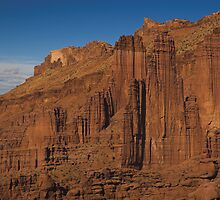 Fisher Towers, Utah by Tamas Bakos