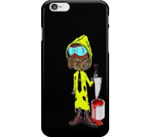 Professional painter iPhone Case/Skin