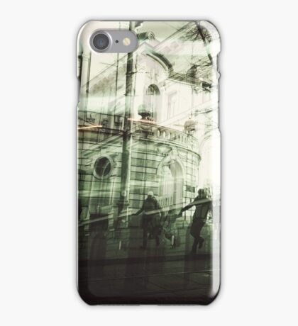 rush iPhone Case/Skin