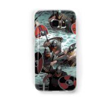 Vikings wading Samsung Galaxy Case/Skin